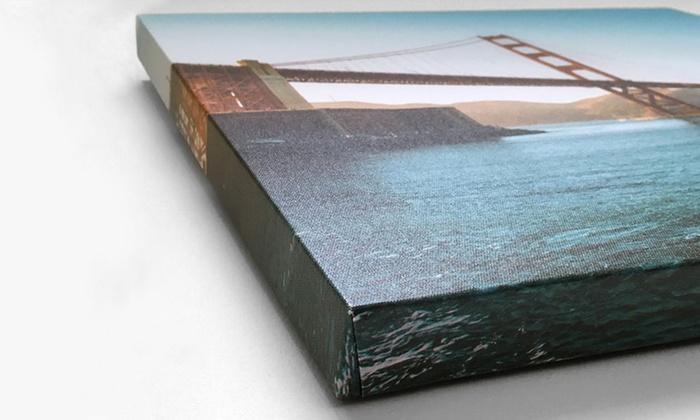 canvas wraps side