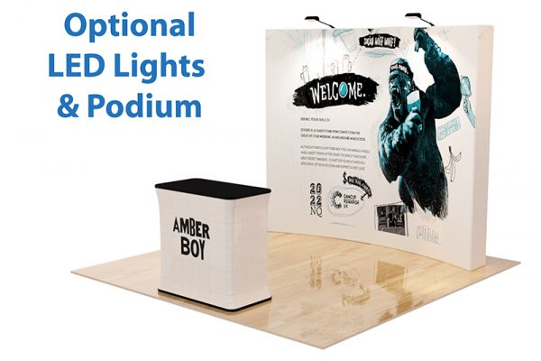 curved velcro popup display 08