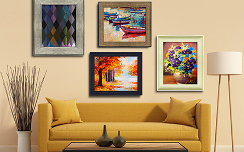 framed prints art printing