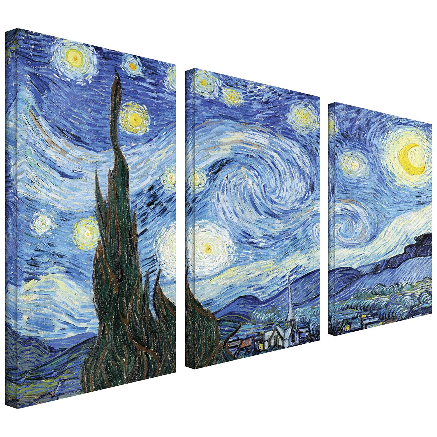 gallery wrapped canvas art prints